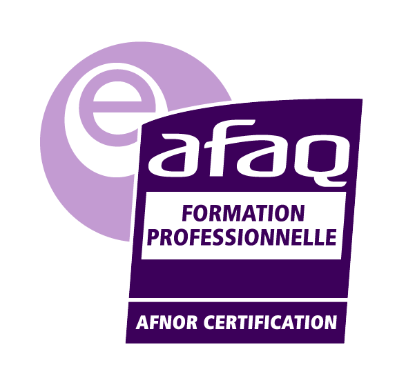 Logo e-afac / AFNOR Certification